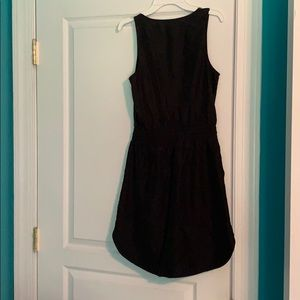 Black waist band dress business casual